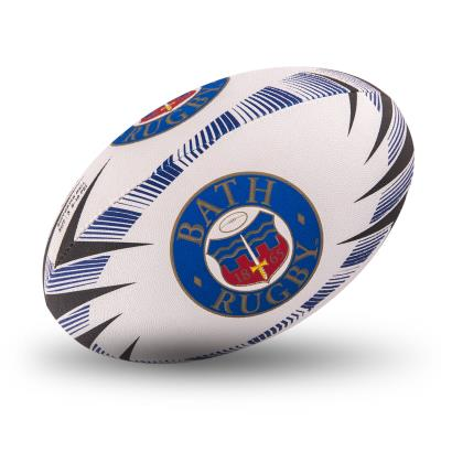 Gilbert Bath Supporters Rugby Ball - Front