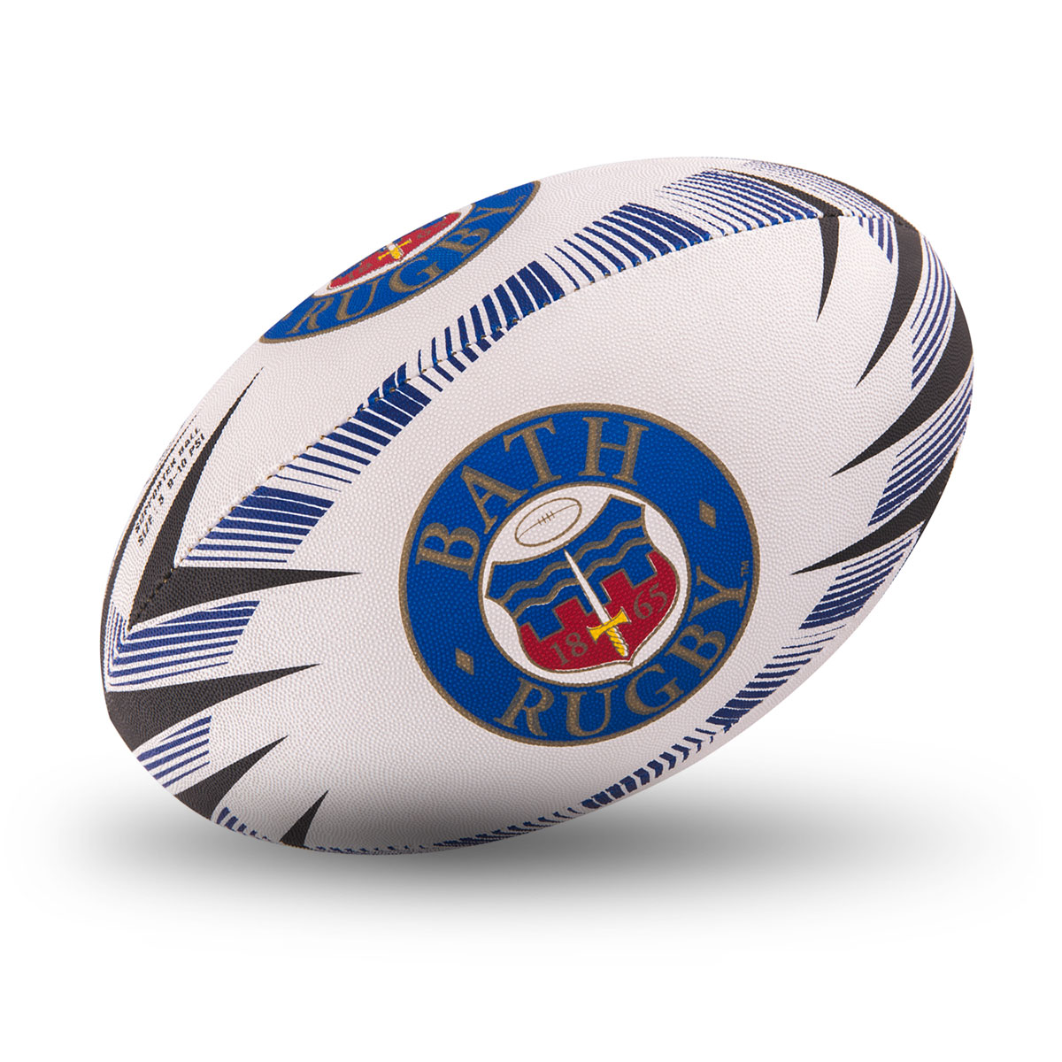 Gilbert Bath Supporters Rugby Ball