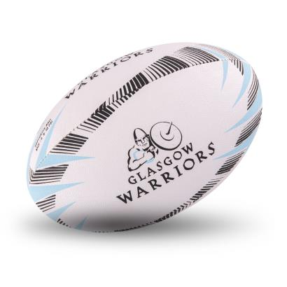 Gilbert Glasgow Warriors Supporters Rugby Ball - Front