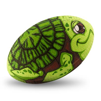 Gilbert Snapper Randoms Rugby Ball - Front 1