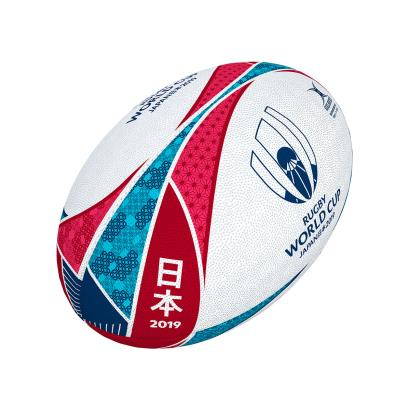 Gilbert Rugby World Cup 2019 Supporters Mini Rugby Ball - Front