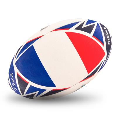 Gilbert Rugby World Cup 2019 France Flag Rugby Ball - Flag