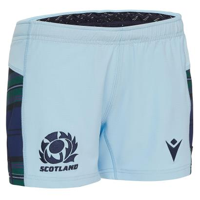 Scotland Alternate Rugby Shorts Kids 2020 - Front
