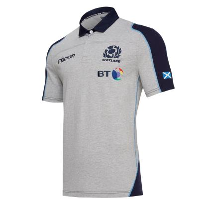 Scotland Classic Alternate Rugby Shirt S/S 2019 - Front