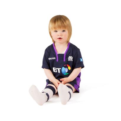 Scotland Baby Home Rugby Kit 2019 ellie