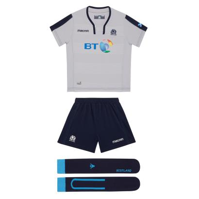 Scotland Kids Alternate Rugby Kit 2019 - Front