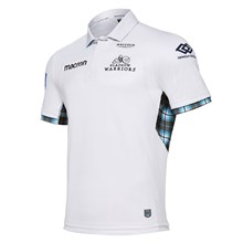 Glasgow Warriors Poly Alternate Rugby Shirt S/S 2018