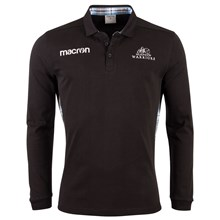 Glasgow Warriors Classic Home Rugby Shirt L/S 2018