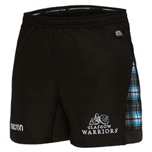 Glasgow Warriors Home Rugby Shorts 2018