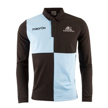 Glasgow Warriors Classic Home Rugby Shirt L/S 2017