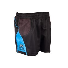 Glasgow Warriors Home Rugby Shorts Kids 2017