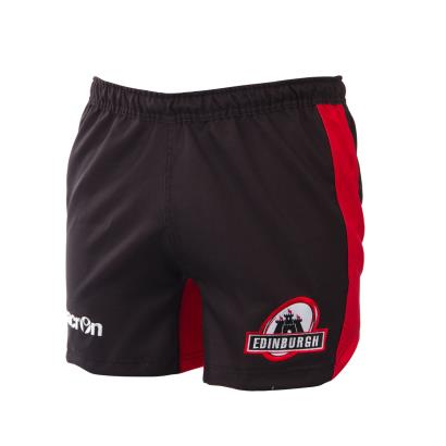 Edinburgh Home Rugby Shorts 2017 - Front 1