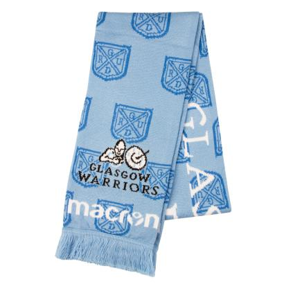 Glasgow Warriors Scarf Sky 2019 - Front
