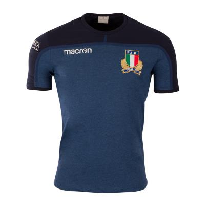 Italy Players Cotton Tee 2019 - Front