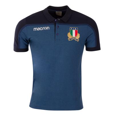 Italy Cotton Pique Polo 2019 - Front