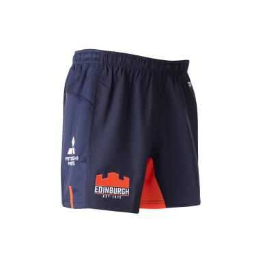 Edinburgh Home Rugby Shorts 2020 - Front 1