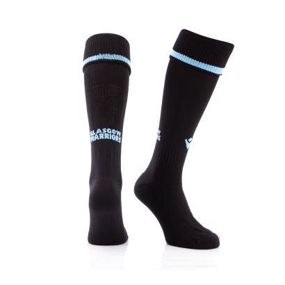 Glasgow Warriors Home Rugby Socks 2021 - Front