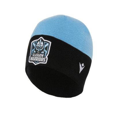 Glasgow Warriors Beanie Black 2021 - Front