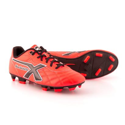 X Blades Legend Flash Hybrid Boots Crimson - Front