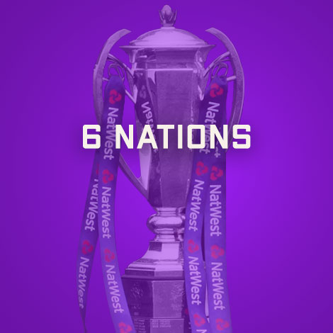 6 Nations Rugby Teams