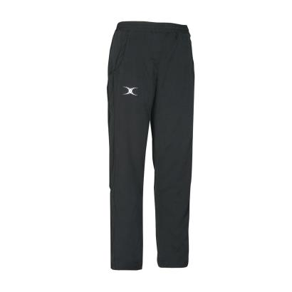 Gilbert Teamwear Classic Synergie Trousers Black Kids - Front