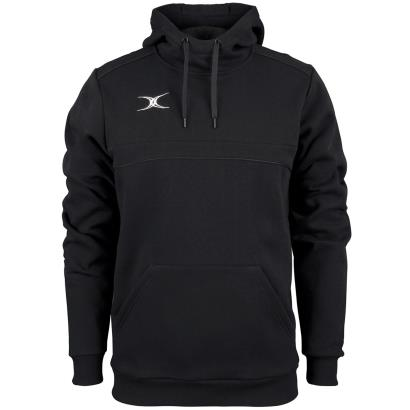 Gilbert Teamwear Photon Pullover Hoodie Black Kids - Front