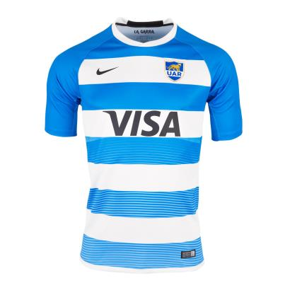 Argentina Home Rugby Shirt S/S 2017 - Front