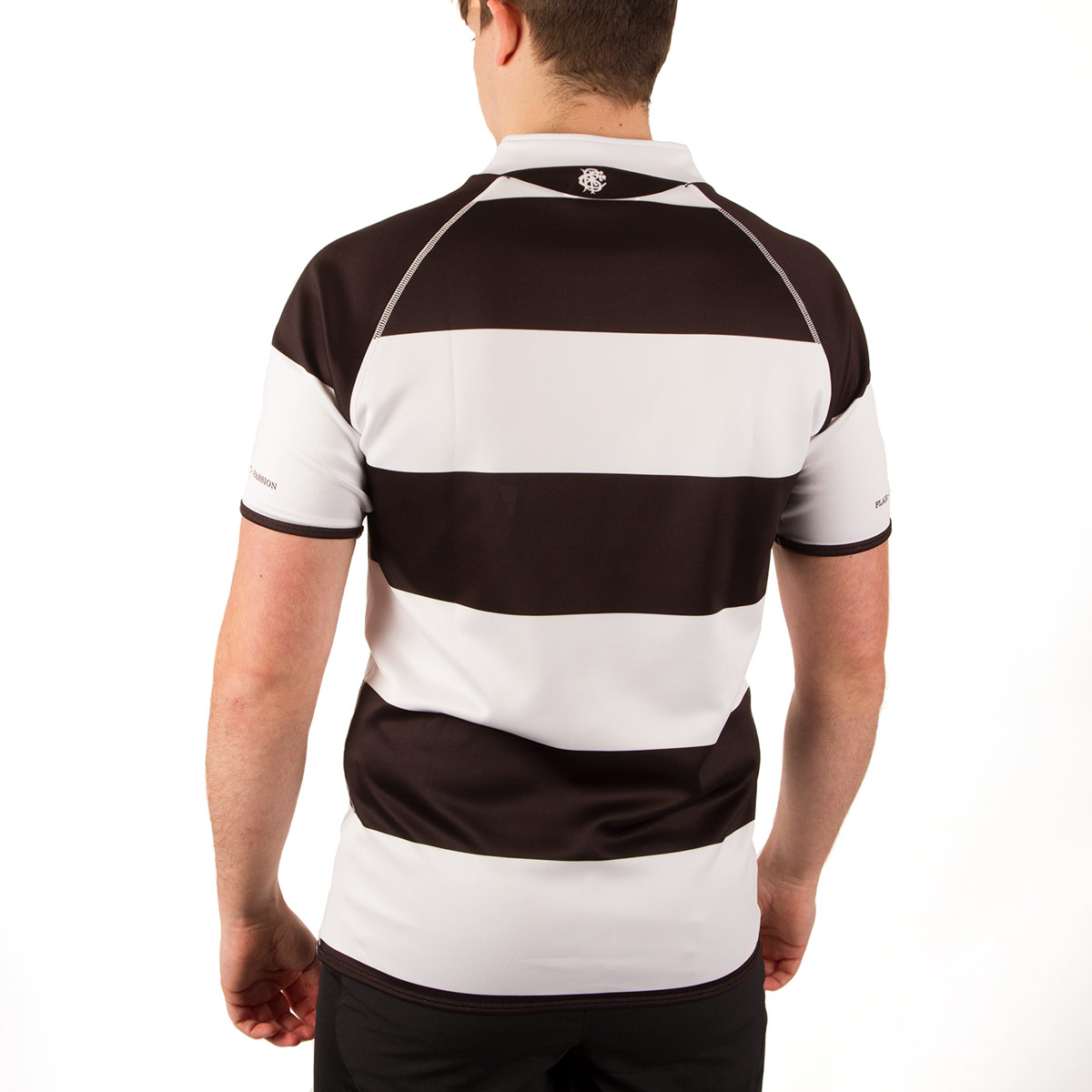0278346e269 Mens Barbarians Players Edition Rugby Shirt (Short Sleeved) | rugbystore
