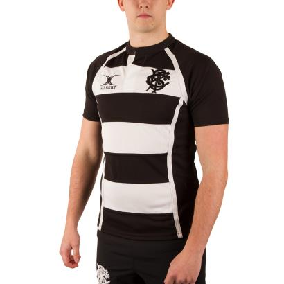 Barbarians Supporters Rugby Shirt S/S model 1