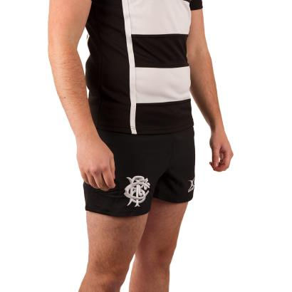 Barbarians Player Edition Rugby Shorts model 1