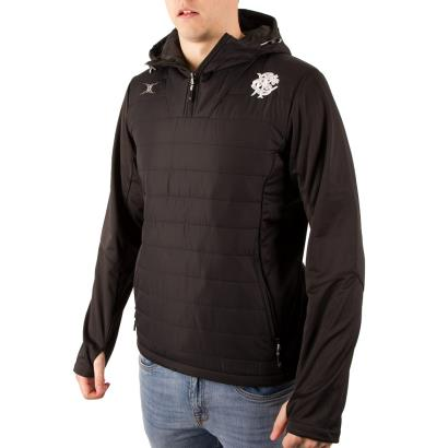 Barbarians Pro Active 1/4 Zip Jacket Black model 1