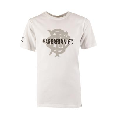 Barbarians Quest Tee White Kids front