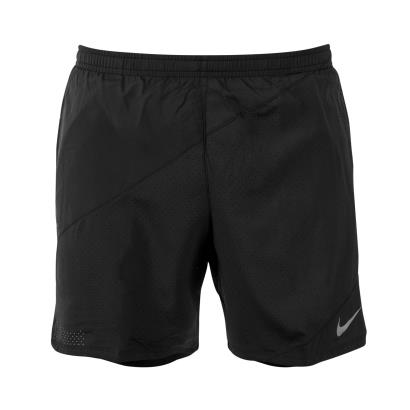 Nike 2in1 Distance Running Shorts Black - Front