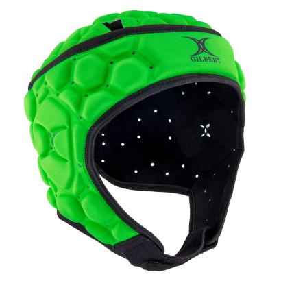 Gilbert Falcon Headguard Fizz Green - Front