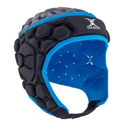Gilbert Falcon Headguard Electric Blue - Front