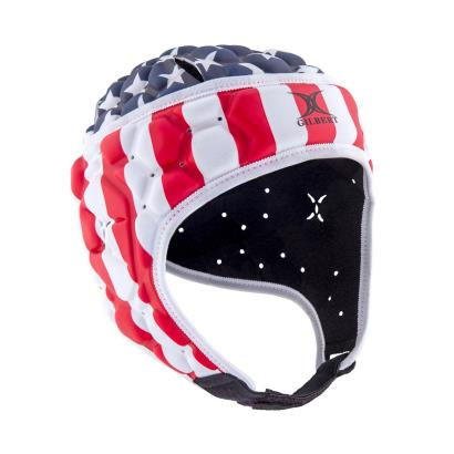 Gilbert USA Falcon Headguard - Front