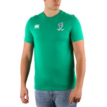 37c1660c92e Canterbury Rugby World Cup 2019 Cotton Jersey Tee Bosphorus