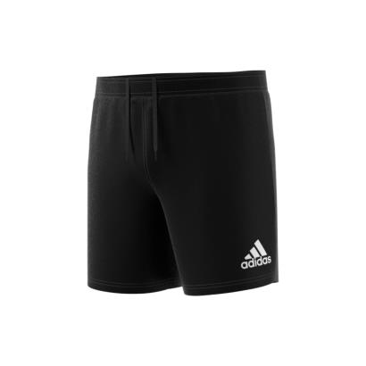 adidas 3S Rugby Match Shorts Black Kids - Front