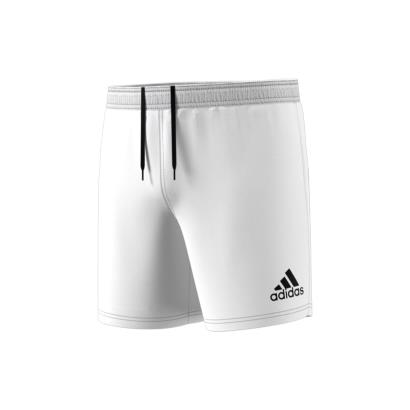 adidas 3S Rugby Match Shorts White Kids - Front