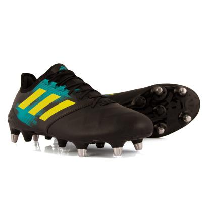 adidas Kakari Light SG Rugby Boots Core Black - Front