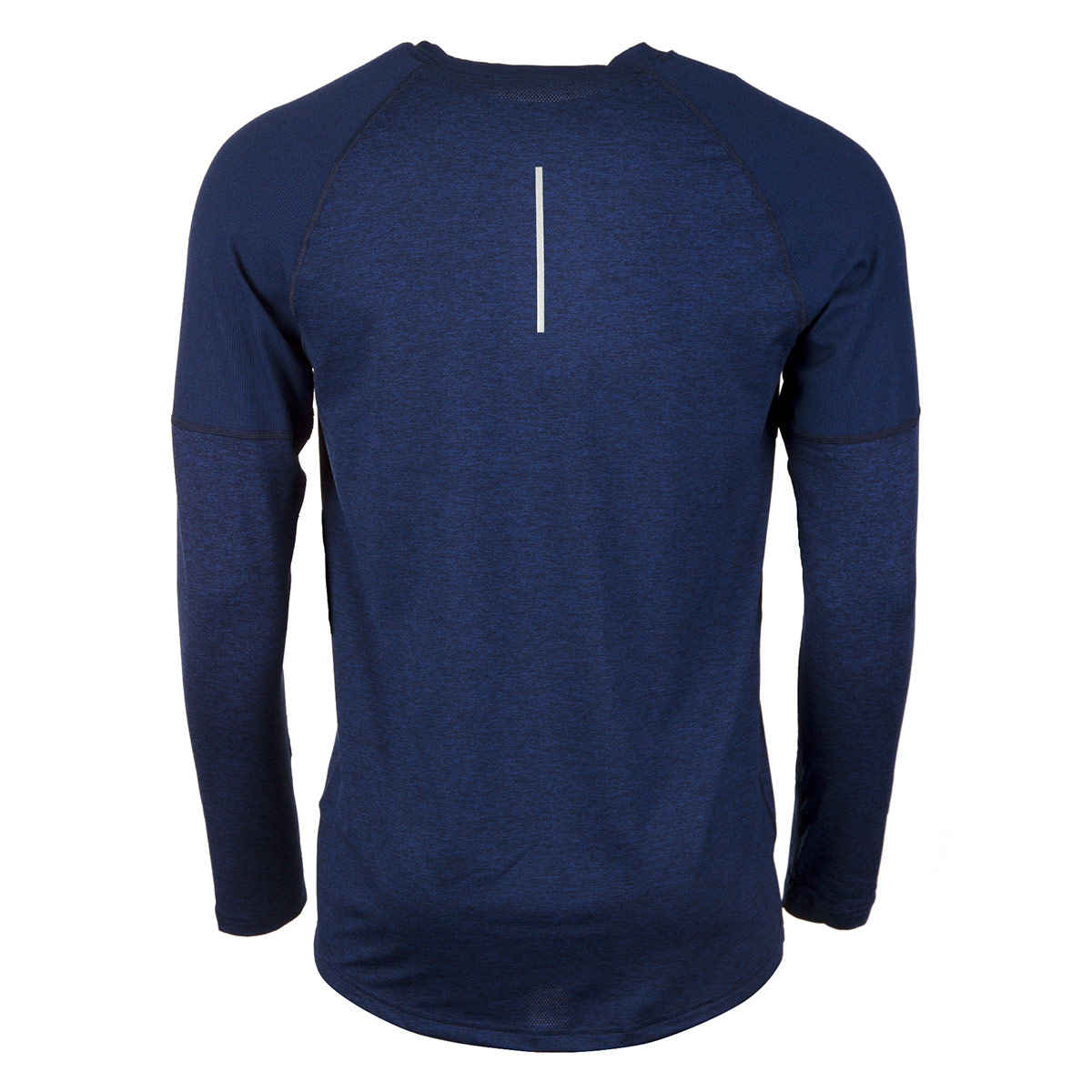 bf7fb81e Mens Blue Void Nike Element Crew Running Top | rugbystore