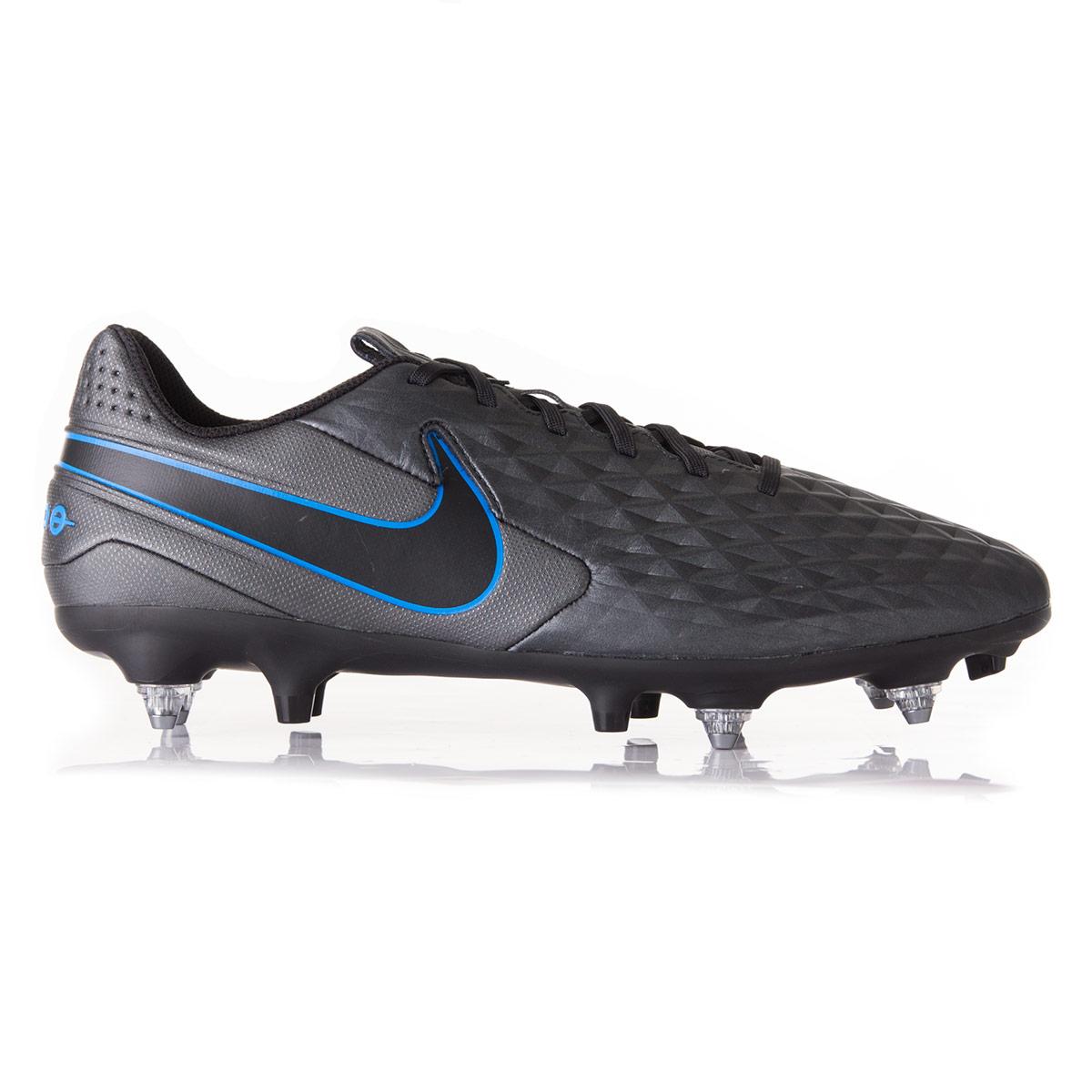 2019 real talla 7 última selección de 2019 Adults Black Nike Legend 8 Academy SG Boots | rugbystore