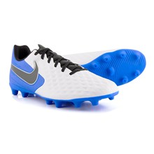 Nike Tiempo Legend 8 Club MG Boots White - Front