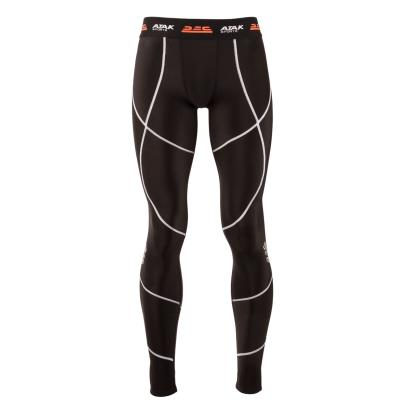 Atak Compression Tights Black - Front 1