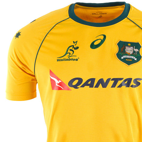 Official Australia Rugby Replica Shirts