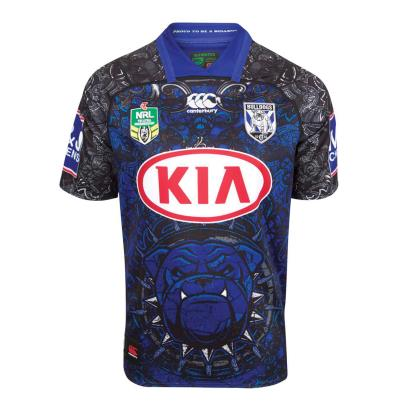 Bulldogs Rugby League Special Event Shirt S/S 2018 - Front