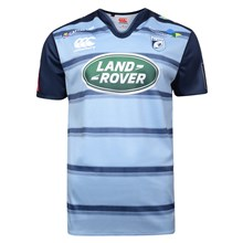 Cardiff Blues Pro Home Rugby Shirt S/S 2018