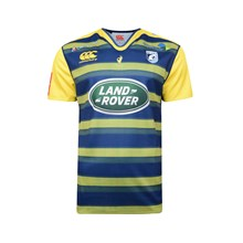 Cardiff Blues Pro Third Rugby Shirt S/S 2018