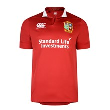 British and Irish Lions 2017 Pro Rugby Shirt S/S - Front
