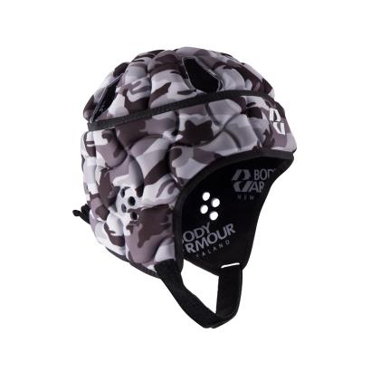 Body Armour Club Headguard Camo Kids - Front